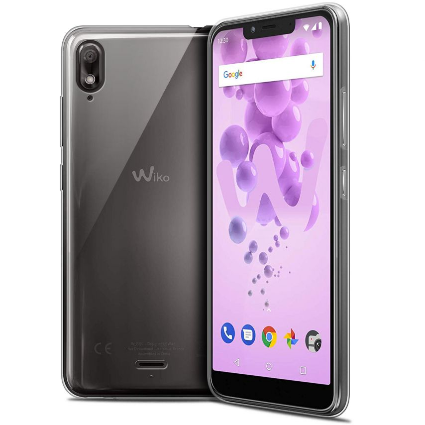 """Coque Wiko View 2 GO (5.93"""") Extra Fine Souple Crystal Clear"""