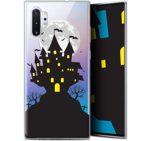 "Coque Gel Samsung Galaxy Note 10+ / Plus (6.8"") Extra Fine Halloween - Castle Scream"