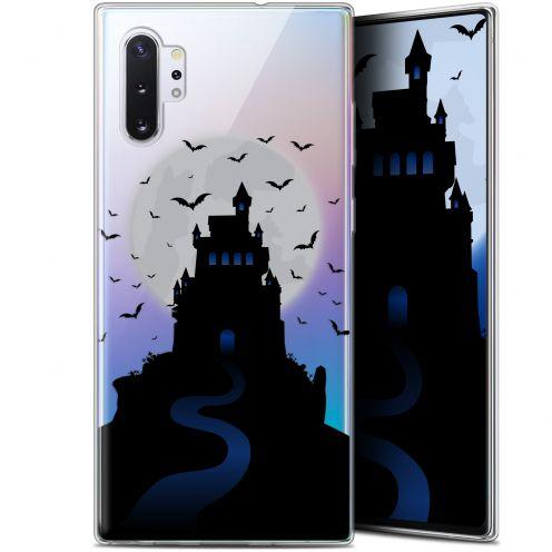 """Coque Gel Samsung Galaxy Note 10+ / Plus (6.8"""") Extra Fine Halloween - Castle Nightmare"""