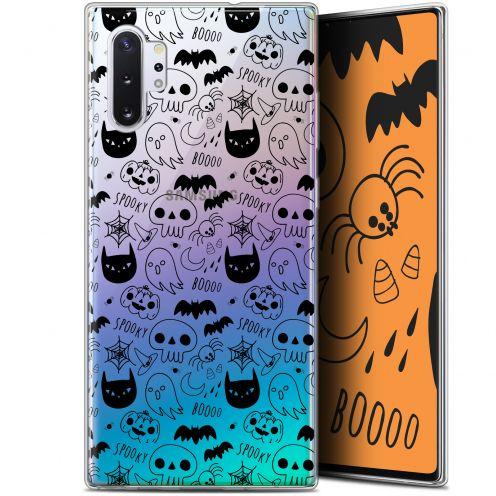 "Coque Gel Samsung Galaxy Note 10+ / Plus (6.8"") Extra Fine Halloween - Spooky"