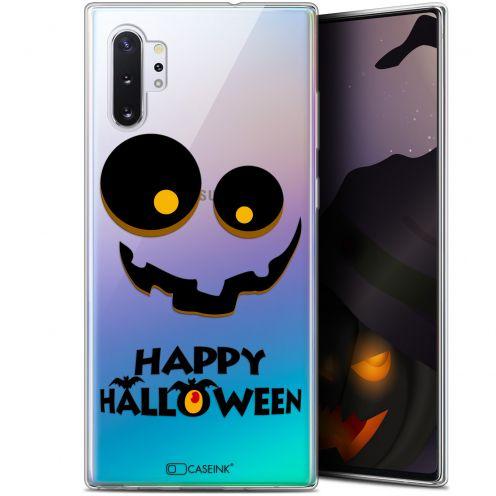 "Coque Gel Samsung Galaxy Note 10+ / Plus (6.8"") Extra Fine Halloween - Happy"