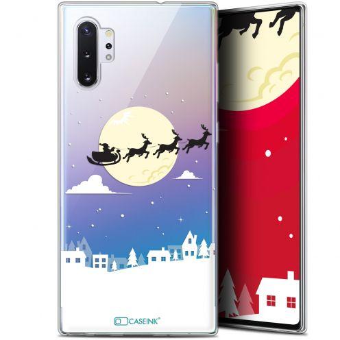 "Coque Gel Samsung Galaxy Note 10+ / Plus (6.8"") Extra Fine Noël 2017 - Flying Stanta"
