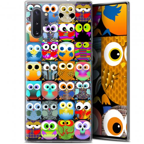 "Coque Gel Samsung Galaxy Note 10+ / Plus (6.8"") Extra Fine Claude - Hibous"