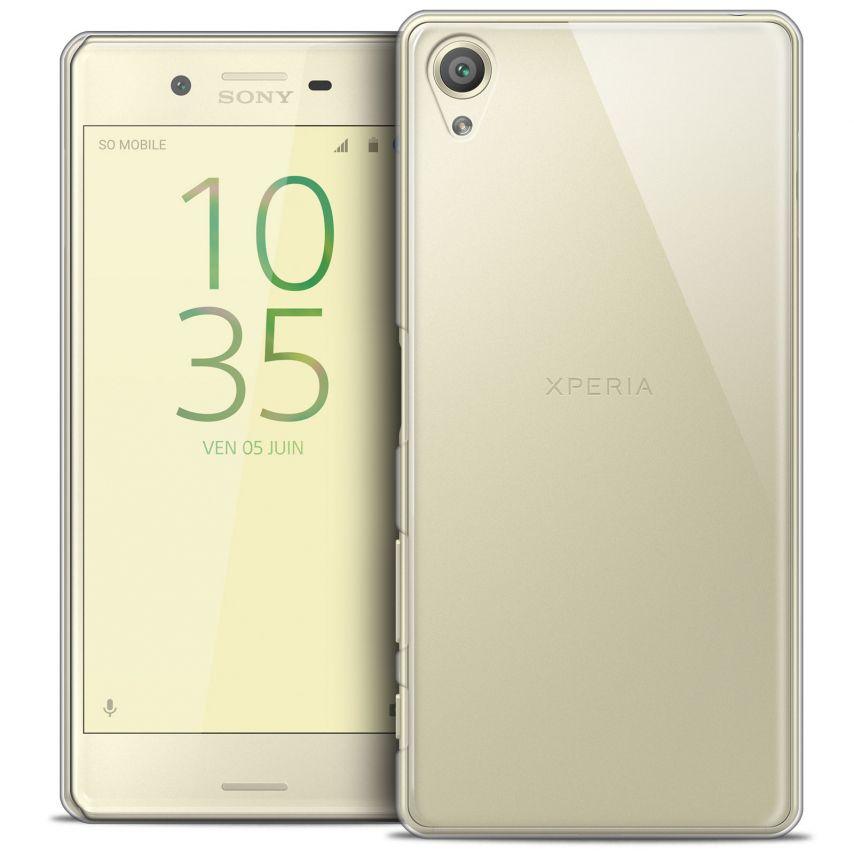 Coque Sony Xperia X Crystal Extra Fine Transparente