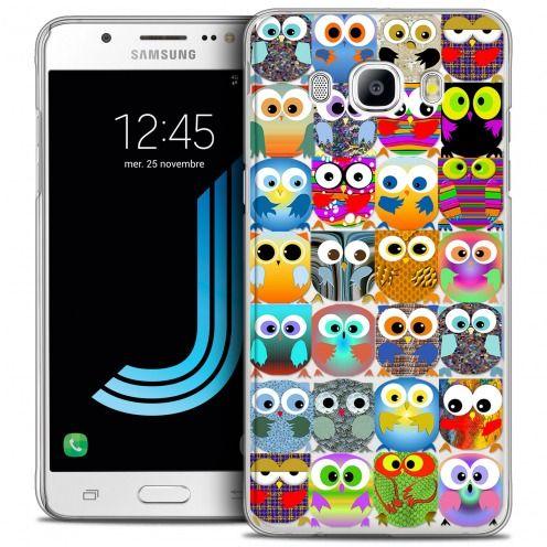 Coque Crystal Rigide Samsung Galaxy J5 2016 (J510) Extra Fine Claude - Hibous