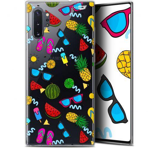 "Coque Gel Samsung Galaxy Note 10+ / Plus (6.8"") Extra Fine Motif - Summers"