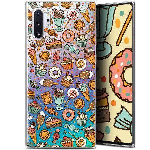 "Coque Gel Samsung Galaxy Note 10+ / Plus (6.8"") Extra Fine Motif - Bonbons"