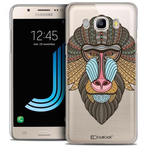 Coque Crystal Rigide Samsung Galaxy J5 2016 (J510) Extra Fine Summer - Babouin