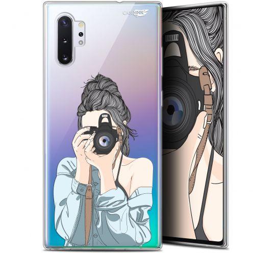 "Coque Gel Samsung Galaxy Note 10+ / Plus (6.8"") Extra Fine Motif - La Photographe"