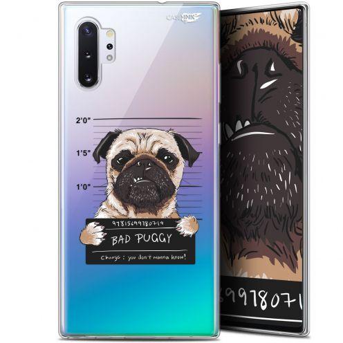 "Coque Gel Samsung Galaxy Note 10+ / Plus (6.8"") Extra Fine Motif - Beware The Puggy Dog"