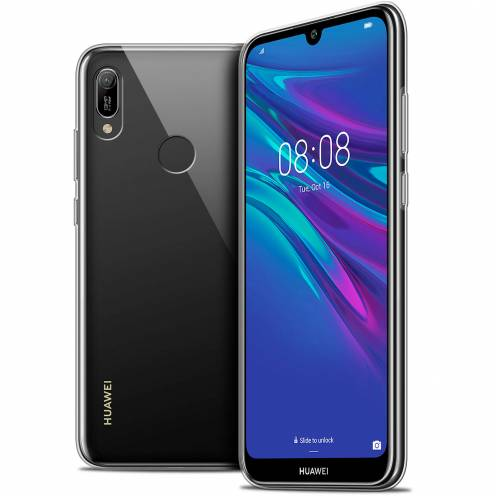 """Coque Huawei Y6 2019 (6.1"""") Extra Fine Souple Crystal Clear"""