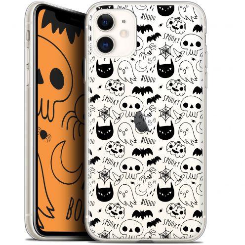 """Coque Gel Apple iPhone 11 (6.1"""") Extra Fine Halloween - Spooky"""