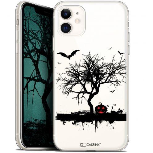 "Coque Gel Apple iPhone 11 (6.1"") Extra Fine Halloween - Devil's Tree"