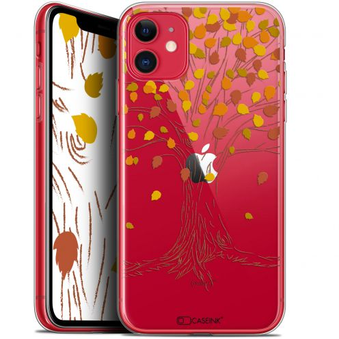 "Coque Gel Apple iPhone 11 (6.1"") Extra Fine Autumn 16 - Tree"