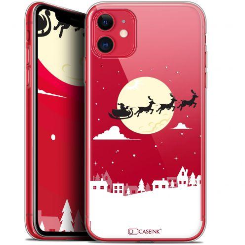 "Coque Gel Apple iPhone 11 (6.1"") Extra Fine Noël 2017 - Flying Stanta"