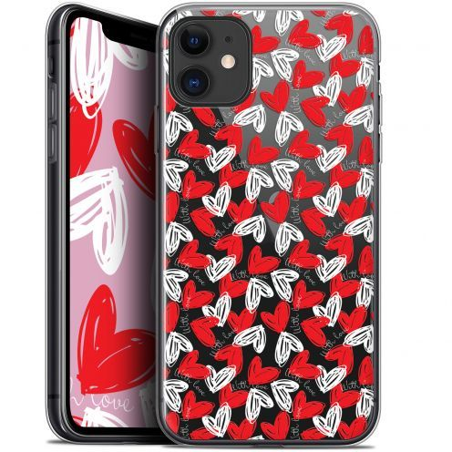 """Coque Gel Apple iPhone 11 (6.1"""") Extra Fine Love - With Love"""