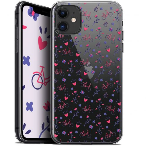 """Coque Gel Apple iPhone 11 (6.1"""") Extra Fine Love - Bicycle"""