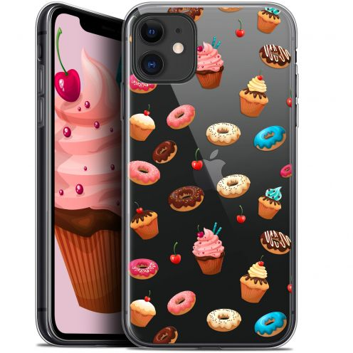 """Coque Gel Apple iPhone 11 (6.1"""") Extra Fine Foodie - Donuts"""