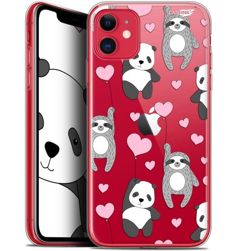 "Coque Gel Apple iPhone 11 (6.1"") Extra Fine Motif - Panda'mour"
