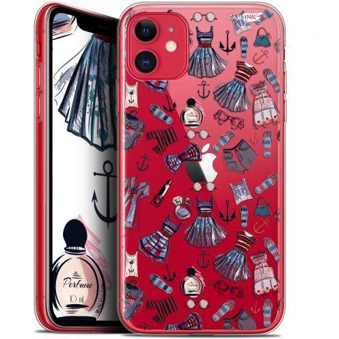 "Coque Gel Apple iPhone 11 (6.1"") Extra Fine Motif - Fashionista"