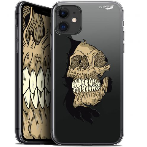 "Coque Gel Apple iPhone 11 (6.1"") Extra Fine Motif - Craneur"