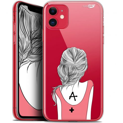 """Coque Gel Apple iPhone 11 (6.1"""") Extra Fine Motif - See You"""