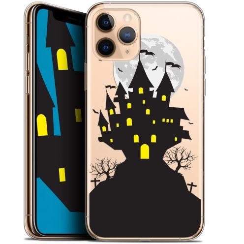 "Coque Gel Apple iPhone 11 Pro (5.8"") Extra Fine Halloween - Castle Scream"