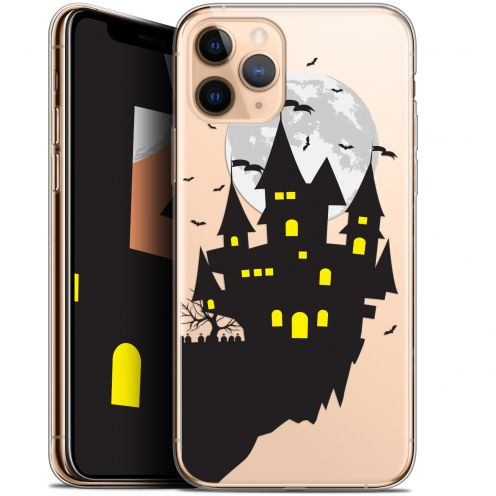 "Coque Gel Apple iPhone 11 Pro (5.8"") Extra Fine Halloween - Castle Dream"