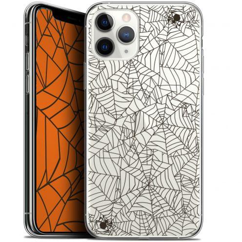 "Coque Gel Apple iPhone 11 Pro (5.8"") Extra Fine Halloween - Spooky Spider"