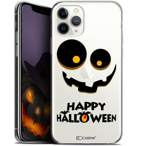 "Coque Gel Apple iPhone 11 Pro (5.8"") Extra Fine Halloween - Happy"