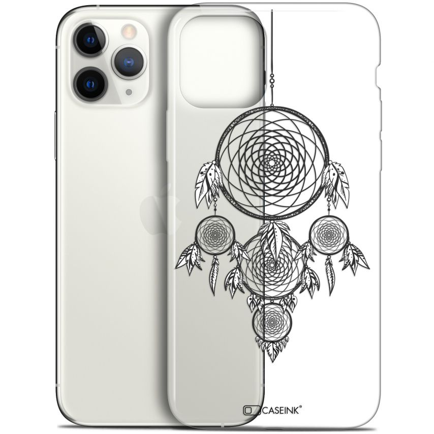 "Coque Gel Apple iPhone 11 Pro (5.8"") Extra Fine Dreamy - Attrape Rêves NB"