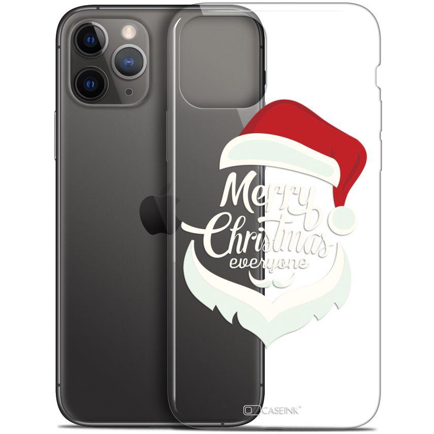 "Coque Gel Apple iPhone 11 Pro (5.8"") Extra Fine Noël 2017 - Merry Everyone"