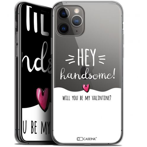 "Coque Gel Apple iPhone 11 Pro (5.8"") Extra Fine Love - Hey Handsome !"