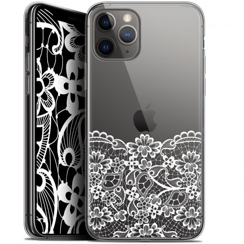 "Coque Gel Apple iPhone 11 Pro (5.8"") Extra Fine Spring - Bas dentelle"