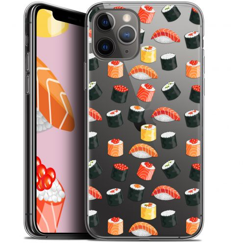 "Coque Gel Apple iPhone 11 Pro (5.8"") Extra Fine Foodie - Sushi"