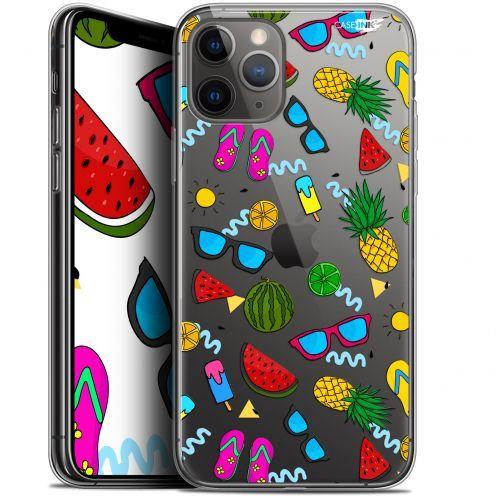 "Coque Gel Apple iPhone 11 Pro (5.8"") Extra Fine Motif - Summers"