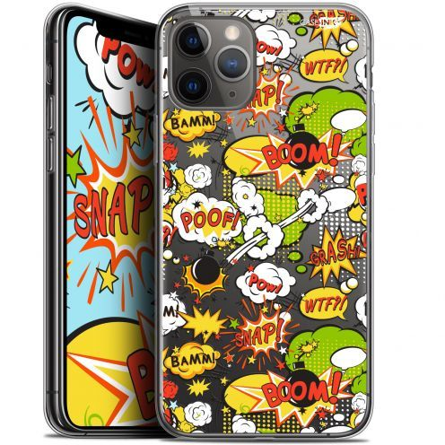"Coque Gel Apple iPhone 11 Pro (5.8"") Extra Fine Motif - Bim Bam Boom"