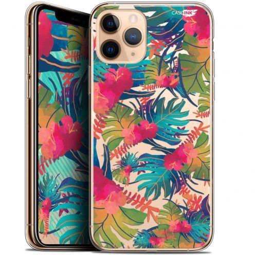 """Coque Gel Apple iPhone 11 Pro (5.8"""") Extra Fine Motif - Couleurs des Tropiques"""