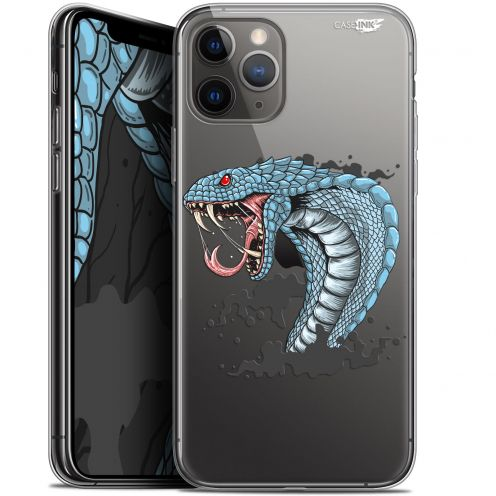 "Coque Gel Apple iPhone 11 Pro (5.8"") Extra Fine Motif - Cobra Draw"