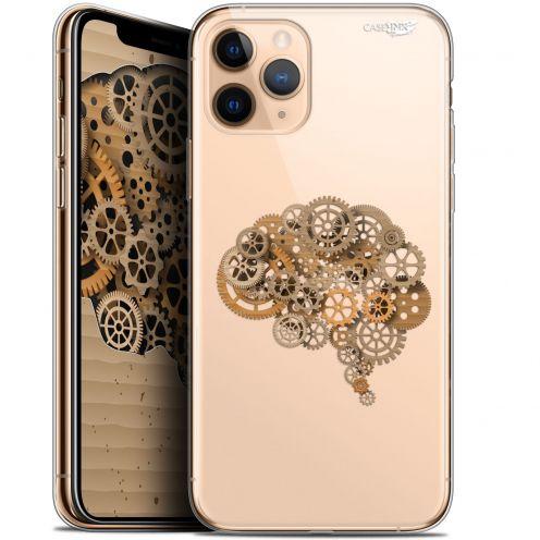 """Coque Gel Apple iPhone 11 Pro (5.8"""") Extra Fine Motif - Mécanismes du Cerveau"""