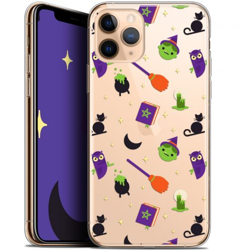 """Coque Gel Apple iPhone 11 Pro Max (6.5"""") Extra Fine Halloween - Witch Potter"""