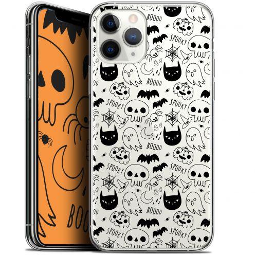 "Coque Gel Apple iPhone 11 Pro Max (6.5"") Extra Fine Halloween - Spooky"