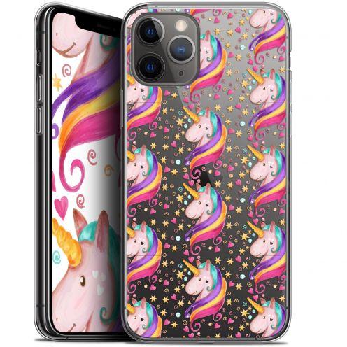 """Coque Gel Apple iPhone 11 Pro Max (6.5"""") Extra Fine Fantasia - Licorne Etoilée"""