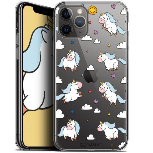 "Coque Gel Apple iPhone 11 Pro Max (6.5"") Extra Fine Fantasia - Licorne In the Sky"