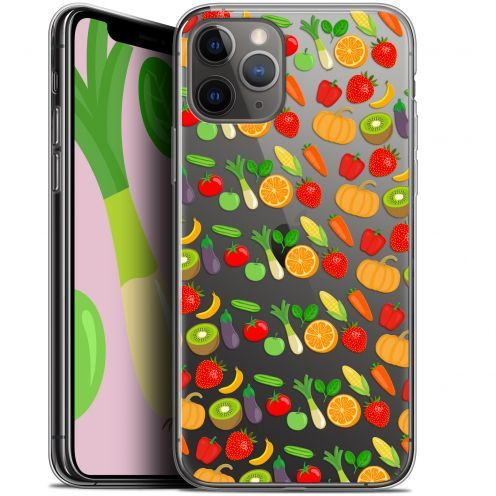 "Coque Gel Apple iPhone 11 Pro Max (6.5"") Extra Fine Foodie - Healthy"