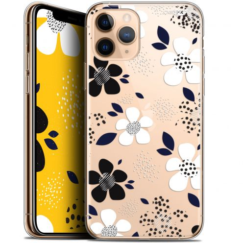 "Coque Gel Apple iPhone 11 Pro Max (6.5"") Extra Fine Motif - Marimeko Style"