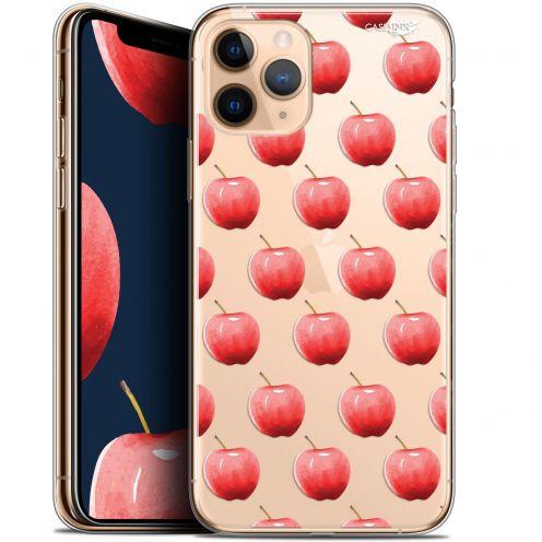 """Coque Gel Apple iPhone 11 Pro Max (6.5"""") Extra Fine Motif - Cerises"""