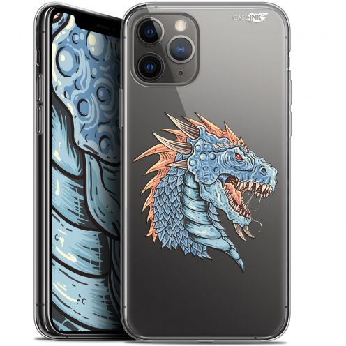 "Coque Gel Apple iPhone 11 Pro Max (6.5"") Extra Fine Motif - Dragon Draw"