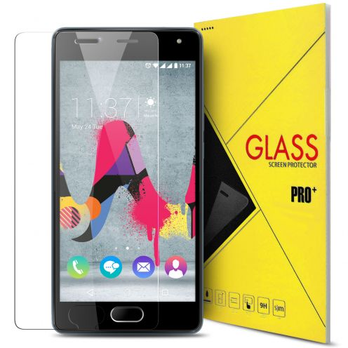 Protection d'écran Verre trempé Wiko U Feel LITE - 9H Glass Pro+ HD 0.33 mm 2.5D