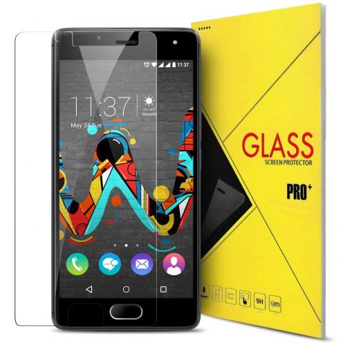 Protection d'écran Verre trempé Wiko U Feel - 9H Glass Pro+ HD 0.33 mm 2.5D